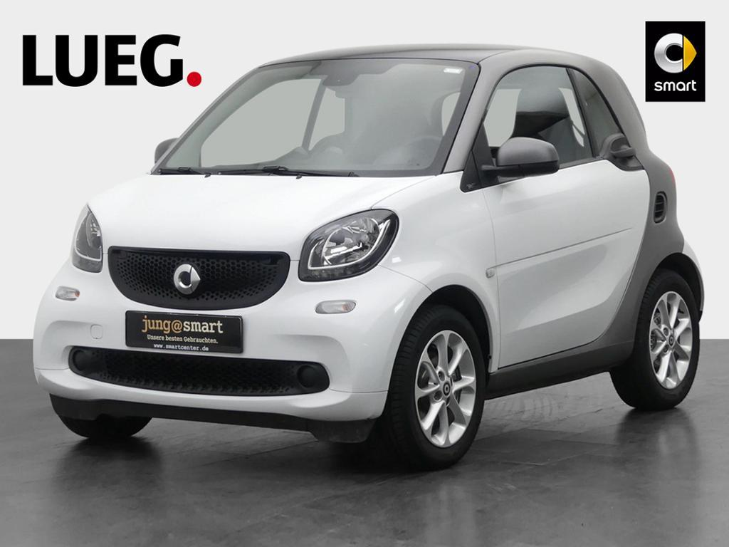 FORTWO COUPE 52 KW Passion Pano.+Cool u. Audio