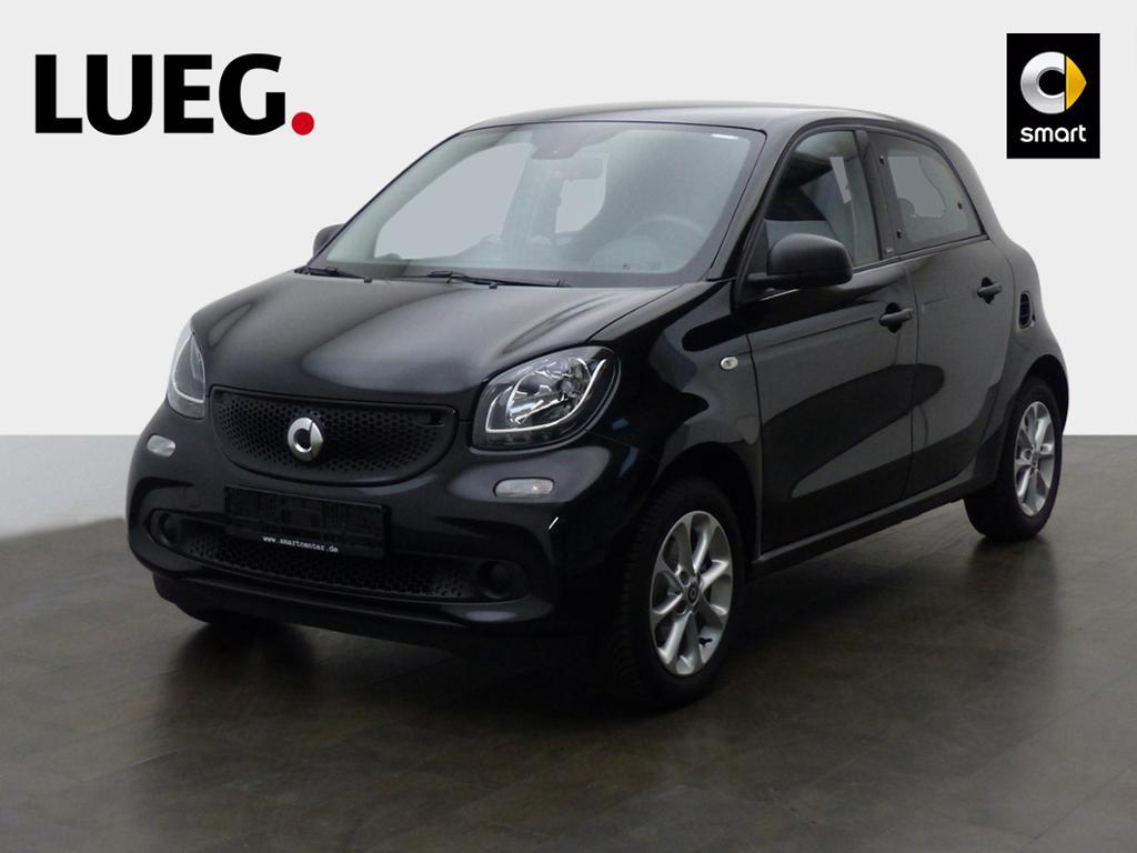 forfour 52kW (71 PS) passion Cool u. Audio