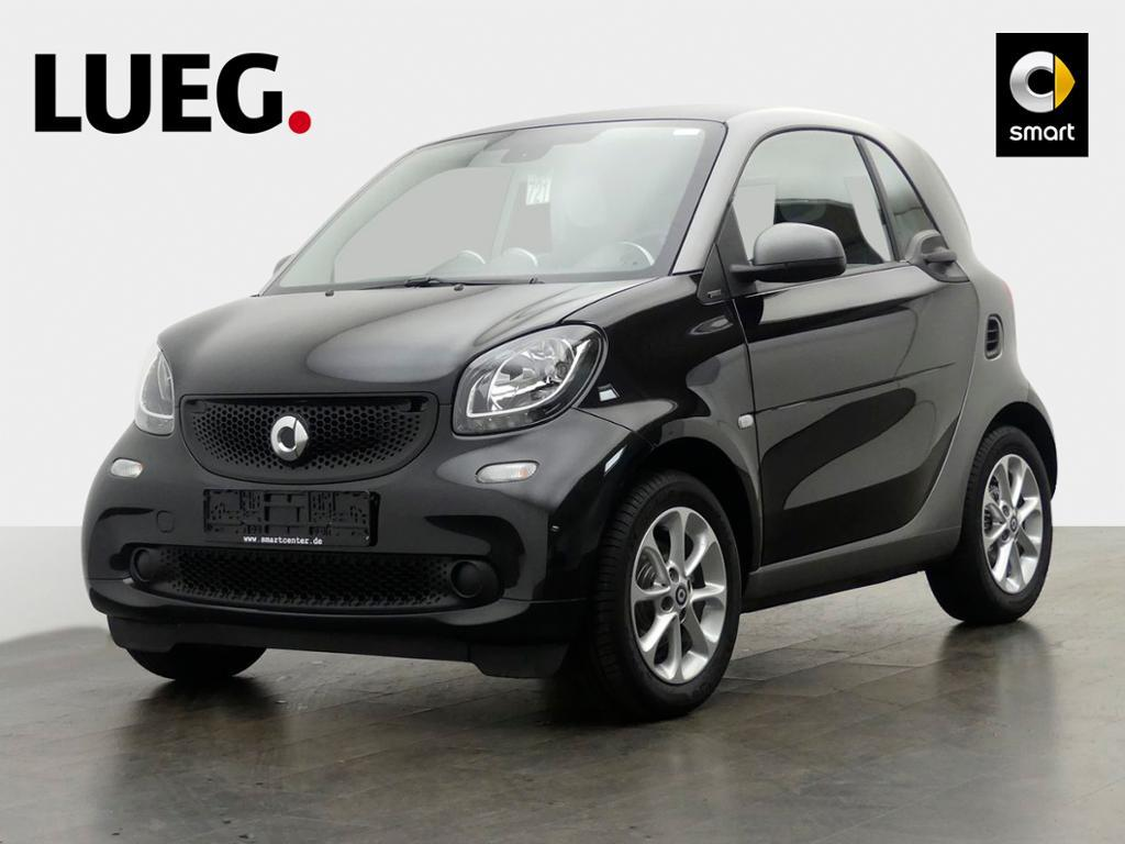 FORTWO COUPE 52 KW passion Cool u. Audio
