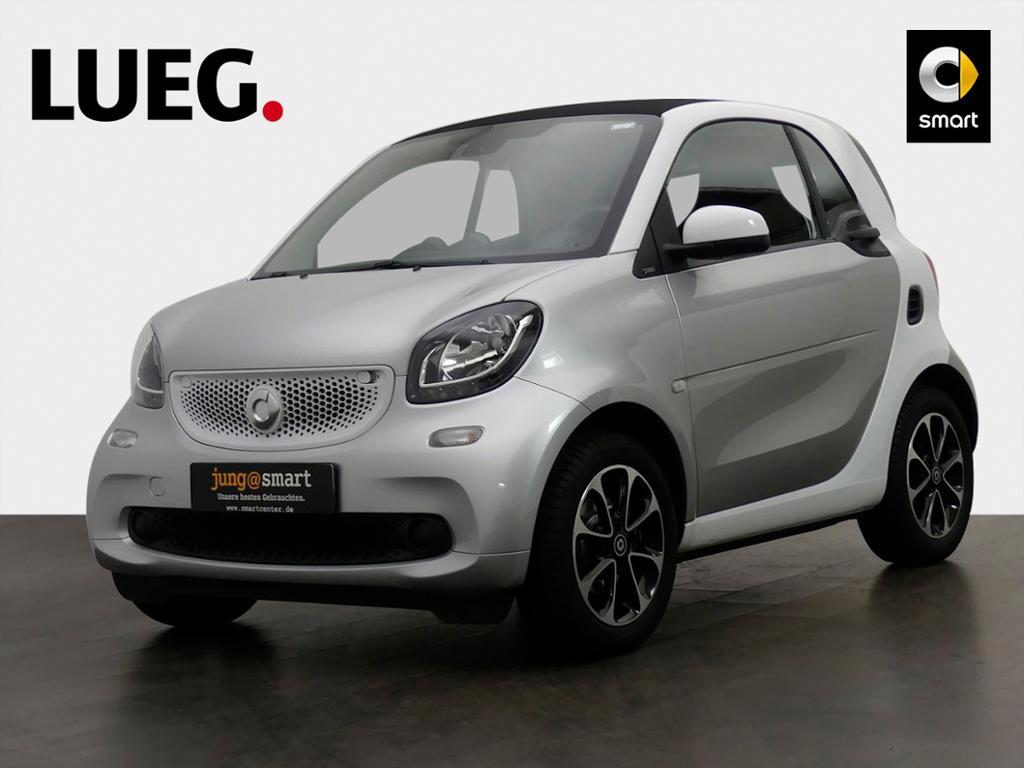 FORTWO 66 KW COUPE passion Cool u. Audio