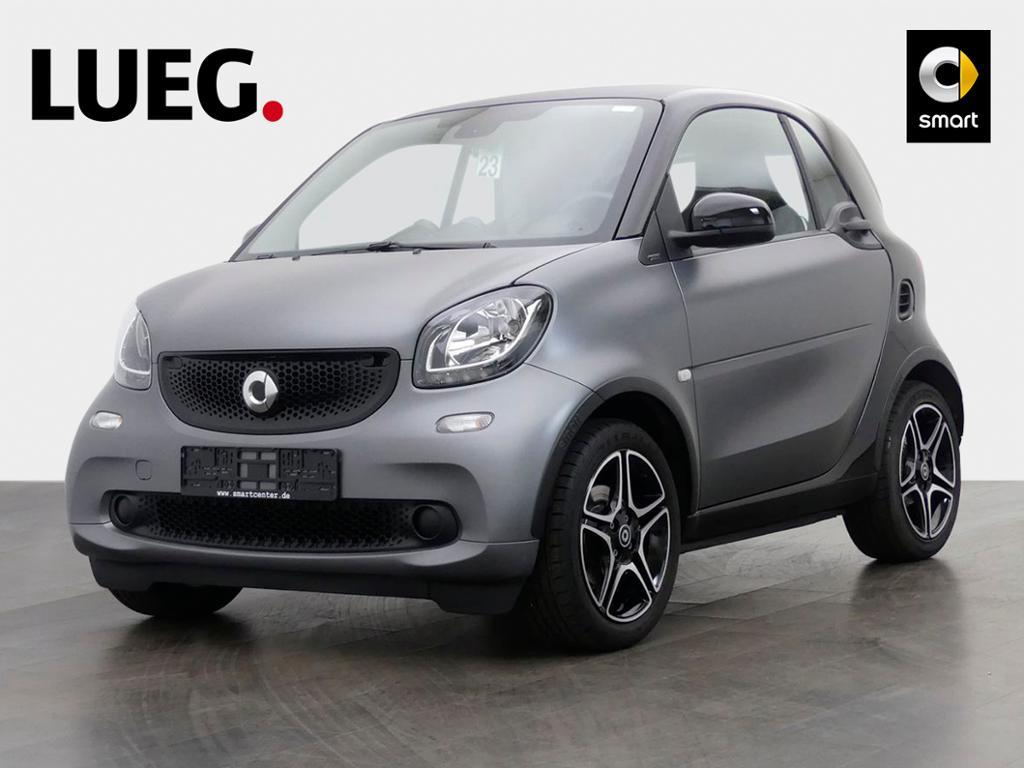 FORTWO COUPE 52 kW Passion Urban-Style