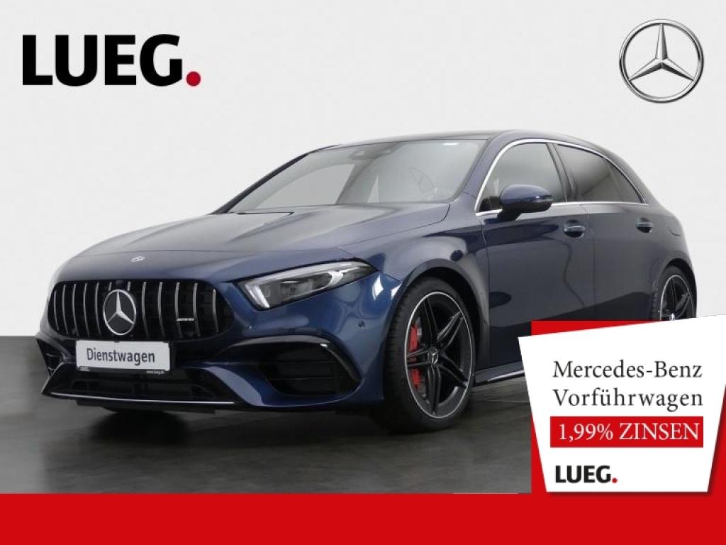 A 45 AMG S 4M+ RIDE-CONTROL+19''+PANO+SOUND+KAM