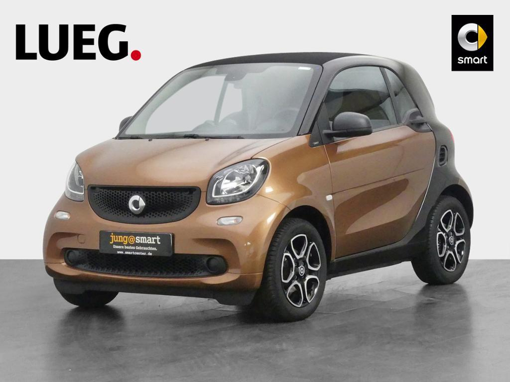 FORTWO COUPE 52kW passion Cool u. Media