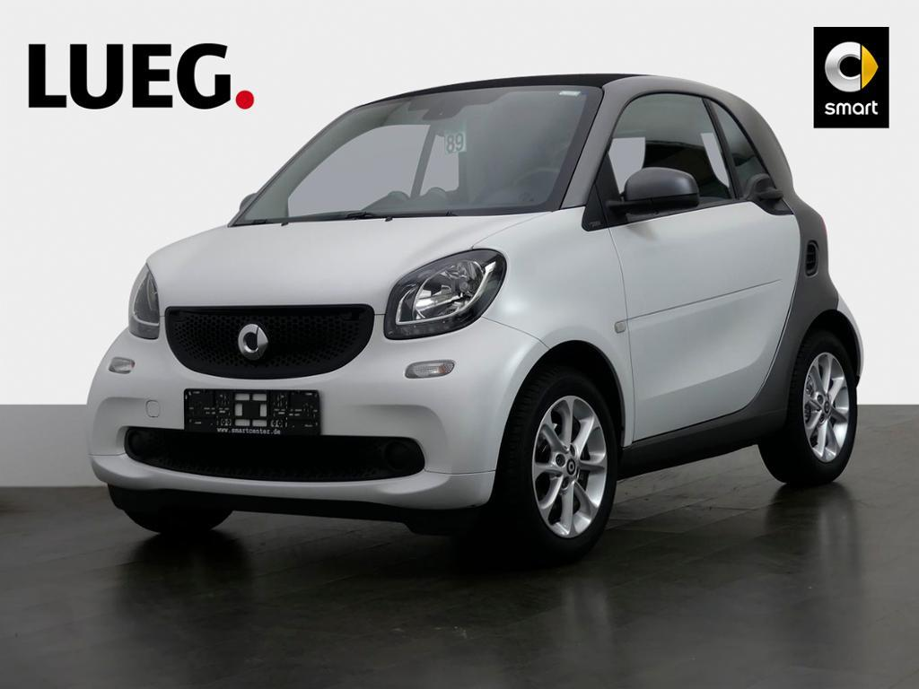FORTWO COUPE 66kW passion Cool u. Audio