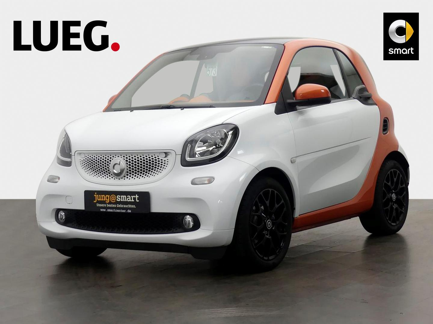 fortwo 52 KW COUPE Edition 1