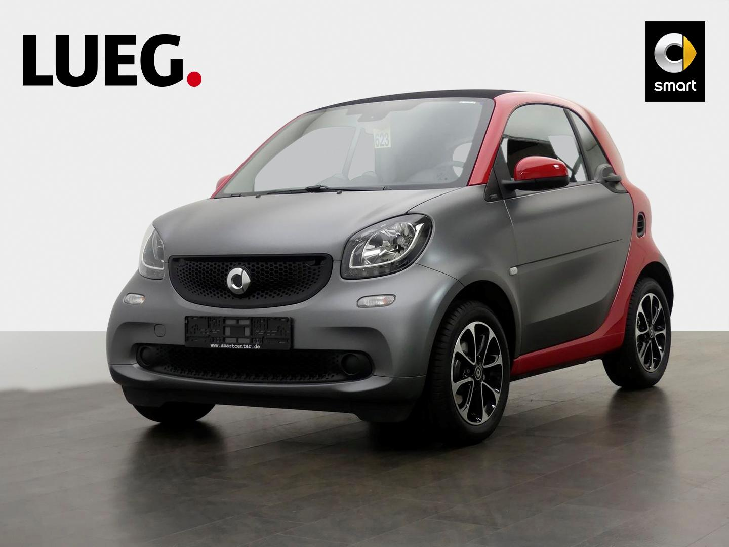fortwo COUPE 52kW passion