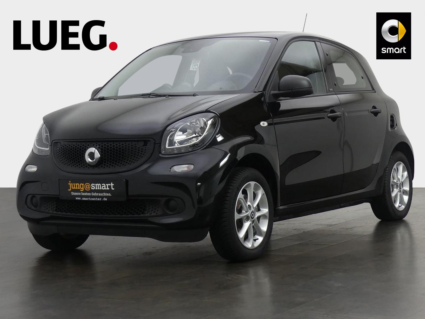 forfour 52kW (71 PS) passion