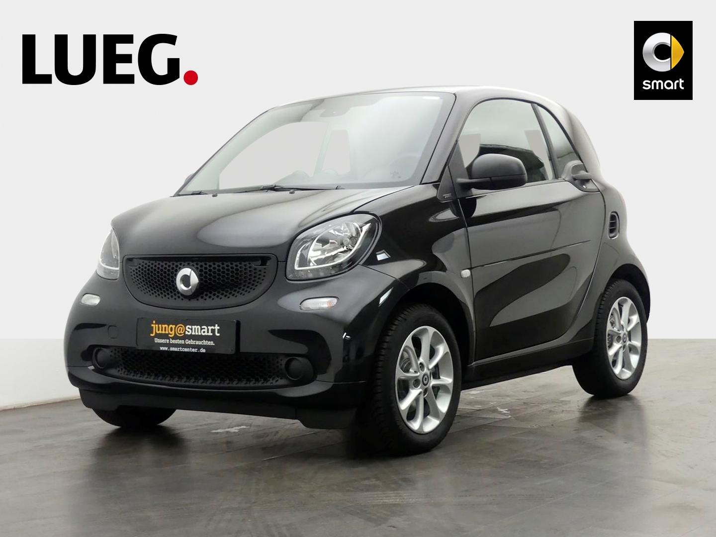 fortwo coupe 52kW (71 PS) passion