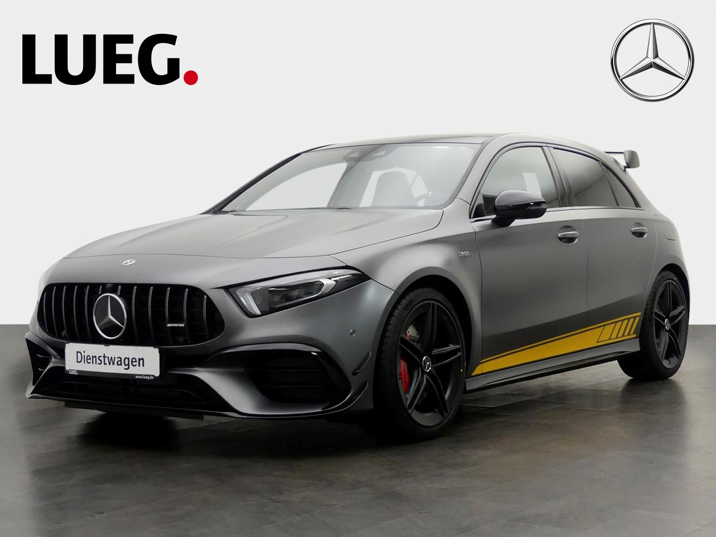 A 45 AMG S 4M+