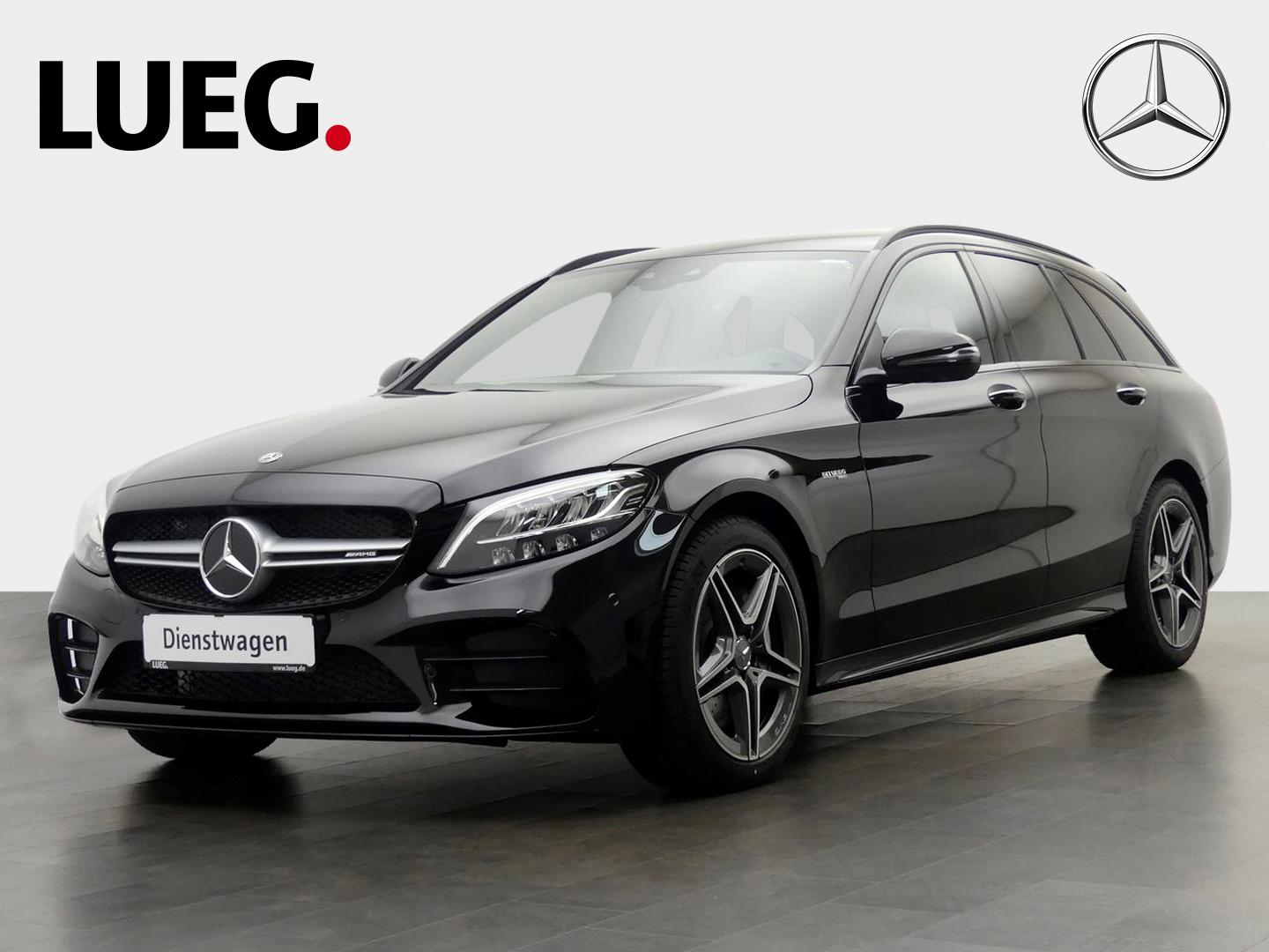 C 43 AMG T 4M STANDHZG+PERF.SITZE